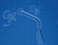 Faucet Design Magazine Layout
