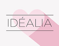 Idéalia / Give your skin what it needs in your 30s.