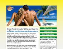 Luxury Link Travel Writing Promo