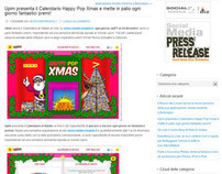 Social Media Press | Upim Calendario Happy Pop Xmas