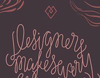 Designers' quote