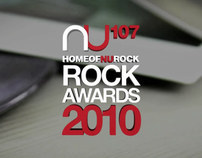 NU Rock Awards Title and Categories