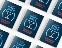 Drinksavvy date-rape drug prevention campaign