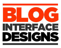 Blog Interface Designs