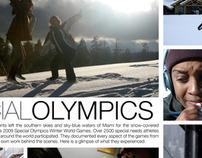 Special Olympics [Photo Spread]