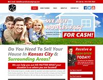 BVC Professional Groups website