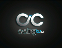 TV Channel Cycling Ident