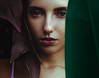 AMAZONKA: fine retouch and color correction