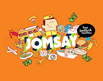 JOMSAY - Your Feedback Matters