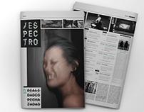 Espectro / Editorial Newspaper