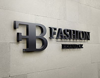 Logo & webdesign - fashion brand