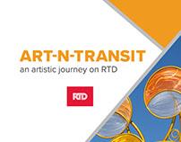 RTD Art-n-Transit Booklet