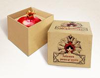 Solomon Pomegranate | Packaging