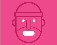 Landing Page animation (study)