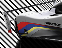 Peugeot 905 Evo 3