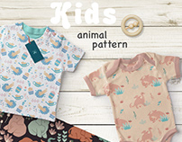 Kids Animal Patterns