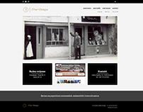 """Website for Urarska radnja """"Omega"""" vl. Lamija Saračević"""