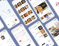 Delivery Restaurants application