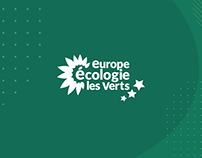 Europe Ecologie Les Verts - Campagne mars 2020