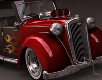Wos' 48 Project - Hot Rod