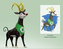 Kero Characters- Rudolfa