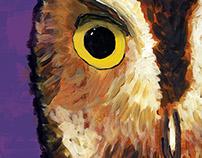 Zoo Poster Illustration