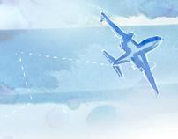 Boarding Pass - Travel Agency