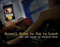 Russell Wiley is Out to Lunch Promotional Poster