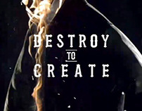 Nike - Destroy to Create