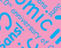 Comic Sans 20th Anniversary