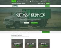 Avalanche Waste Management Website
