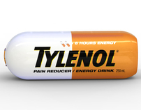 Tylenol Sports Drink