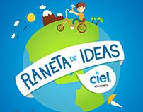 Planeta de ideas