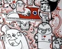 Wall artwork!
