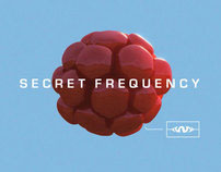 "Secret Frequency ""Harvest"""