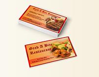 Grab A Bite Restaurant Year: 2012