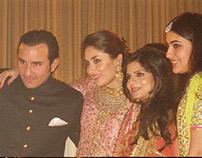 Bollywood Weddings at Likhawat...