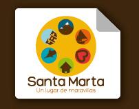"""Santa Marta """"Un lugar de maravillas"""""""