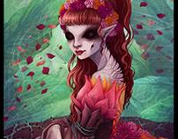 Duchess Spring - Fangold Card Art