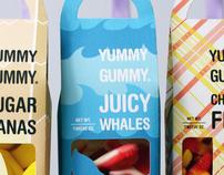 Yummy Gummy concept