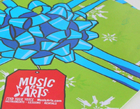 Music & Arts Holiday Guide