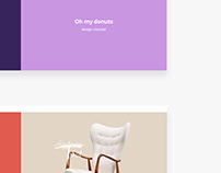 Geniustudio website redesign
