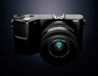 Samsung System Camera NX200