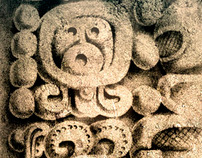 Mayan Prophecy Glyphs