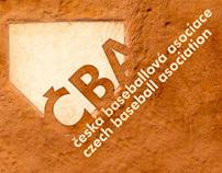Logo Česká baseballová asociace