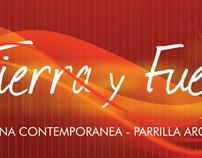 Carta - Restaurante Tierra y Fuego