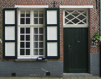 restauratie en uitbreiding begijnhofwoning te Turnhout