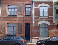 renovatie woning te Turnhout