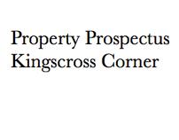 Property Prospectus Kingscross Corner