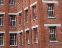 renovatie pakhuis tot lofts - Anco deelgebouw B1